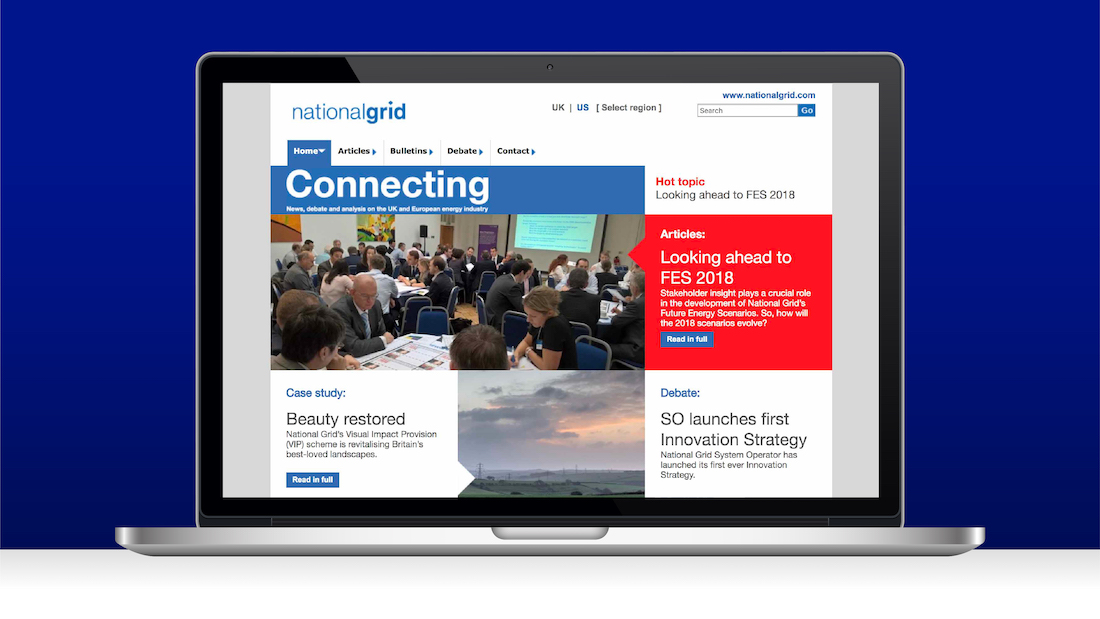 44 Digital Workplace Case Study National Grid Connecting