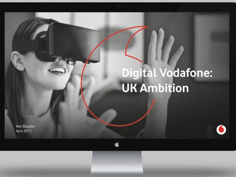 44 Digital Workplace Case Study Vodafone Virtual Reality